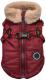 Куртка для животных Puppia Donavan / PAUD-VT1853-WN-XXL (красный) -
