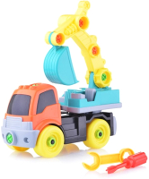 Конструктор Play Smart Транспорт / 1272 -