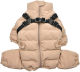 Комбинезон для животных Puppia Soft Onesie / PAUD-JP1677-BE-XL (бежевый) -