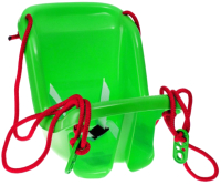 Качели Orion Toys Большие с барьером безопасности / Т1660 (зеленый) -