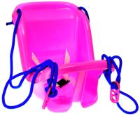 Качели Orion Toys Большие с барьером безопасности / Т1660 (розовый) -