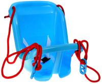 Качели Orion Toys Большие с барьером безопасности / Т1660 (синий) -