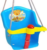 Качели Orion Toys Бонифаций с барьером безопасности / Т1790 (синий) -