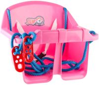 Качели Orion Toys Технок с барьером безопасности / Т3015 (розовый) -