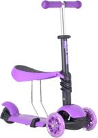 Самокат Black Aqua MG023 (фиолетовый) -