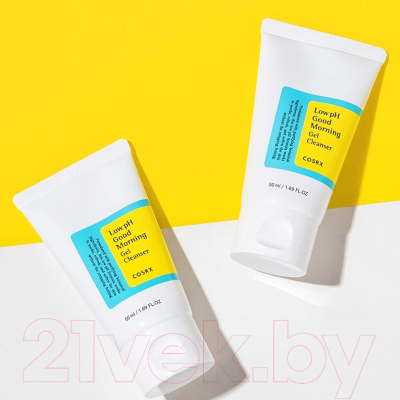 Гель для умывания COSRX Low pH Good Morning Cleanser (20мл)