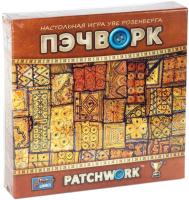 Настольная игра Нескучные игры Пэчворк / 7803 -
