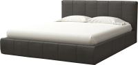Каркас кровати Proson Varna 160x200 (черный TM-6) -