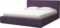 Каркас кровати Proson Varna Grand Savana Berry 140x200 (фиолетовый) -