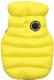 Жилетка для животных Puppia Ultra Light Vest B / PAPD-JM1671-YE-M (желтый) -