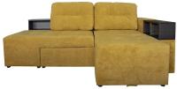 Диван угловой Lama мебель Пингвин-2/20 (Ultra Mustard) -