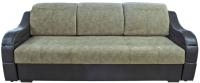Диван Lama мебель Денвер-3 (Kengoo Cocoa/Zeta Cofe) -