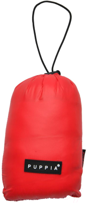 Жилетка для животных Puppia Ultra Light Vest A / PAPD-JM1670-RD-S (красный)
