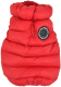 Жилетка для животных Puppia Ultra Light Vest A / PAPD-JM1670-RD-S (красный) -