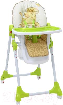 Стульчик для кормления Polini Kids Disney Baby 470. Король лев