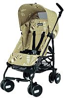 Детская прогулочная коляска Peg-Perego Pliko Mini Classico (Fantasy Beige) -