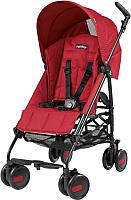 Детская прогулочная коляска Peg-Perego Pliko Mini Classico (Geo Red) -