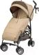 Детская прогулочная коляска Peg-Perego Pliko Mini Classico (Martinelli Caramel) -