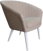 Кресло мягкое Lama мебель Тиана-1 (Simpl Col 42) -