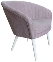 Кресло мягкое Lama мебель Тиана-1 (Simpl Col 48) -