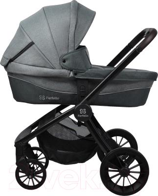 Детская универсальная коляска Farfello Baby Shell BBS 2 в 1 / BBS-11