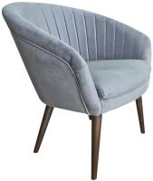 Кресло мягкое Lama мебель Тиана-1 (Simpl Col 20) -
