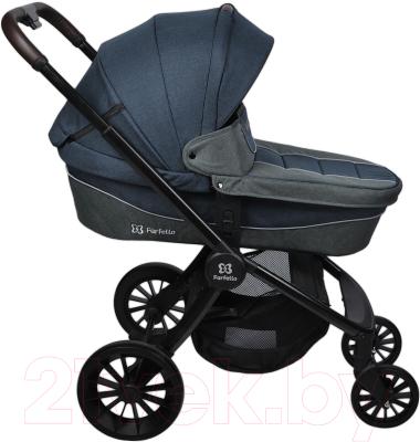 Детская универсальная коляска Farfello Baby Shell BBS 2 в 1 / BBS-12