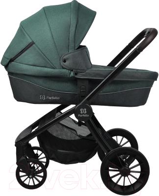 Детская универсальная коляска Farfello Baby Shell BBS 2 в 1 / BBS-13