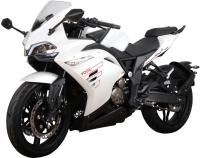 Мотоцикл Loncin Voge 300RR (белый) -