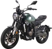 Мотоцикл Loncin Voge 300AC (черный) -
