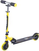 Самокат Ridex Rebel 125мм (желтый/серый) -