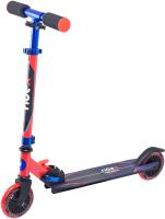 Самокат Ridex Rebel 125мм (красный/синий) -