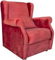 Кресло мягкое Lama мебель Верона (Nevada Wine) -