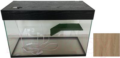 Акватеррариум eGodim Classic (200л, дуб сонома)