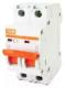 Выключатель автоматический TDM ВА 47-29 2Р 5А (C) 4.5кА / SQ0206-0088 -