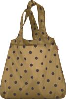Сумка-шоппер Reisenthel Mini Maxi Shopper / AT0027DM (dots mocha) -