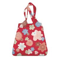 Сумка-шоппер Reisenthel Mini Maxi Shopper / AT0029FR (flowers red) -