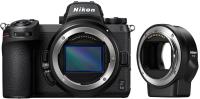 Беззеркальный фотоаппарат Nikon Z6 II + FTZ Adapter Kit -