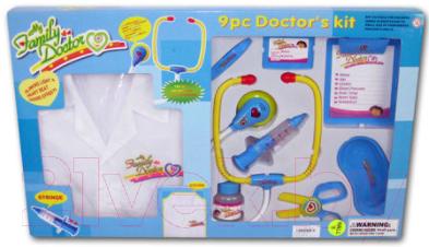 Набор доктора детский Huada Медицинский набор / 602857-9911A
