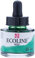 Акварельная краска Ecoline 602 / 11256021 (темно-зеленый) -