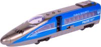 Поезд игрушечный Huada Городской экспресс / 1756542-630A-4 -
