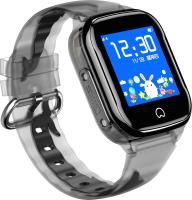 Умные часы детские Wonlex KT12Z/M08 (черный) -