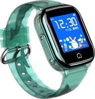 Умные часы детские Wonlex KT12Z/M08 (зеленый) -