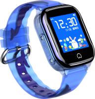 Умные часы детские Wonlex KT12Z/M08 (голубой) -
