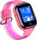 Умные часы детские Wonlex KT12Z/M08 (розовый) -