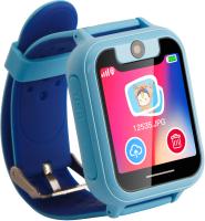 Умные часы детские Wonlex KT07S/T15 (голубой) -