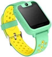Умные часы детские Wonlex KT07S/T15 (зеленый) -