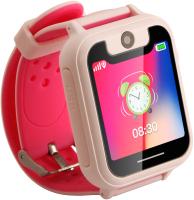 Умные часы детские Wonlex KT07S/T15 (розовый) -