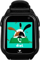 Умные часы детские Wonlex KT10Z/M06 (черный) -