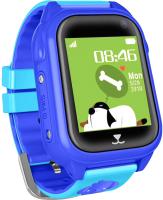 Умные часы детские Wonlex KT10Z/M06 (голубой) -